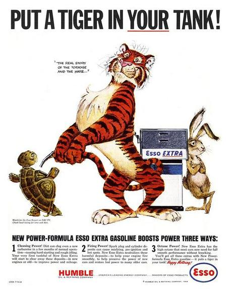 Tiger -  Kellogg's Publicity stocklist
