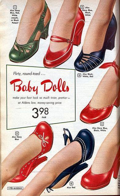 Vintage Publicity Stocklist