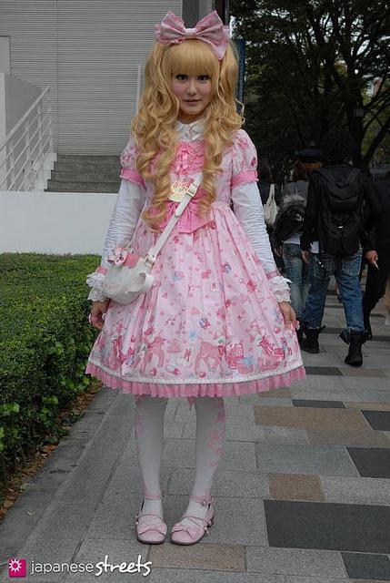 Tokyo fashion street stocklist