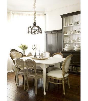 Still a favorite - lovely white interiors