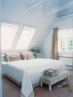 sweet, sweet sleep - in a beautiful bedroom