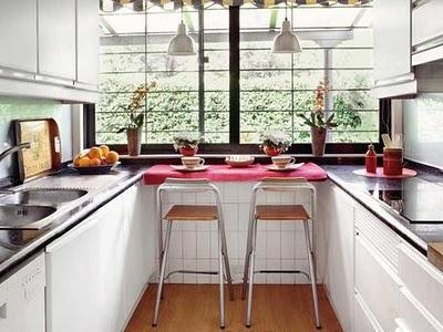 Bright and cheery kitchens