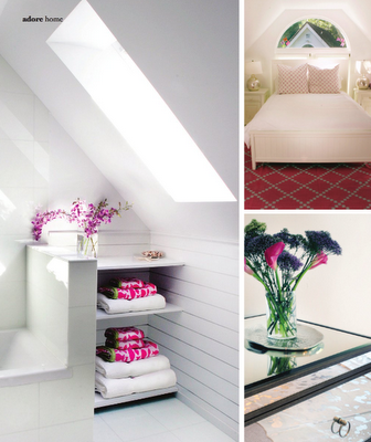 pretty pretty pretty - a few great houses from a new online decorating magazine