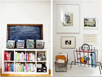 Happy weekend!  An eclectic San Francisco house tour!