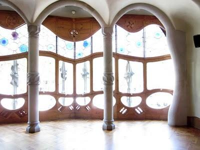 An art nouveau dream - the whimsical and nature inspired Barcelona home designed by Gaudi
