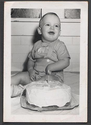 It's my Birthday - Birthday vintage picture