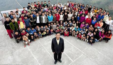 The Man With 39 Wives, 94 Children And 33 Grandchildren
