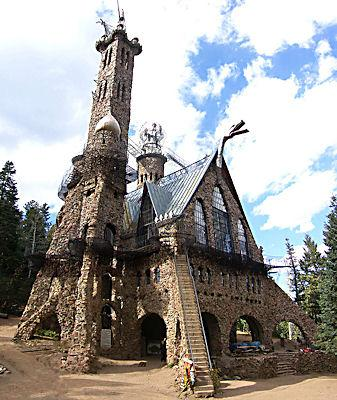 Bishop Castle - A Medieval Castle In Cowboy Country