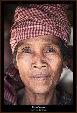 Cambodia-khmer-woman