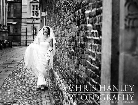 A fantastic photograph, lovely perspective... and one way to avoid the cobbles in those gorgeous killer heels?!