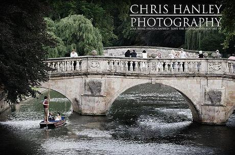 Messing about on the river! Another very very English wedding image - but with a sense of fun and more of that Cambridge ambiance.