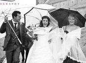 Wind Rain Winter Wedding Gets Biggest Smiles I've Seen!