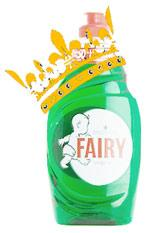 fairy liquid royal wedding