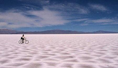 Salinas Grandes - The Snow-White Desert Of Argentina