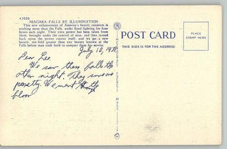 Vintage postcard Stocklist