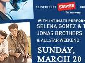 Free Tickets Selena Gomez, Jonas Brothers, AllStar Weekend Southern California March 2011 Benefit City Hope
