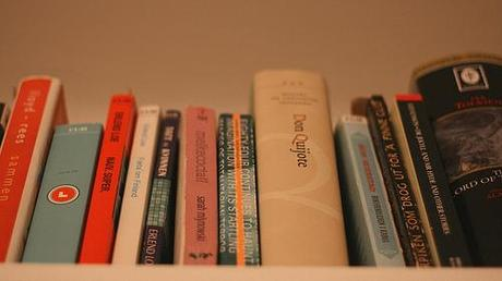Day 219. Book shelf