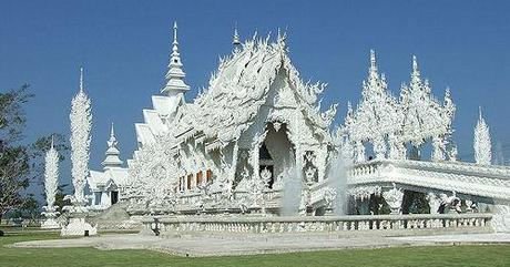 The Temple Of Wat Rong Khun