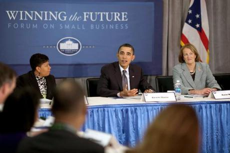Small Businesses and Green Jobs Aid in Economic Recovery