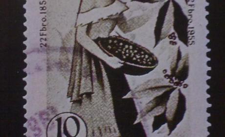 El Salvador, Ten Cents Stamp