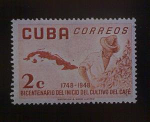 Money and Stamps honouring Coffee