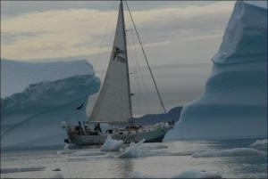 Missing Antarctic Yacht Update: Two Crew Members Located