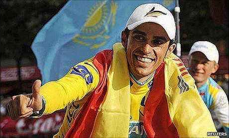 Doping Charges Against Contador Dropped, He's Free To Race