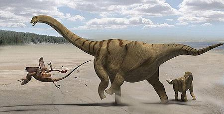 Enormously Powerful Dinosaur Discovered In Utah, USA