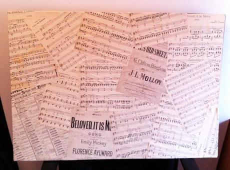 Table plan board