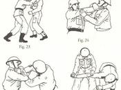WWII Special Training Defending Strangle-hold