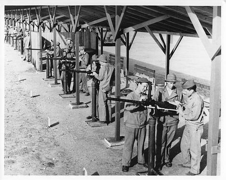 Buckingham Army Airfield Flexible Gunnery School