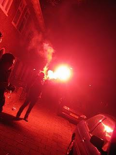 New Year in the Netherlands