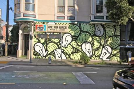 INSA on the streets in San Francisco