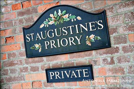 St Augustine's Priory in Kent