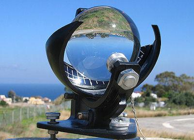 The Campbell-Stokes Sunshine Recorder