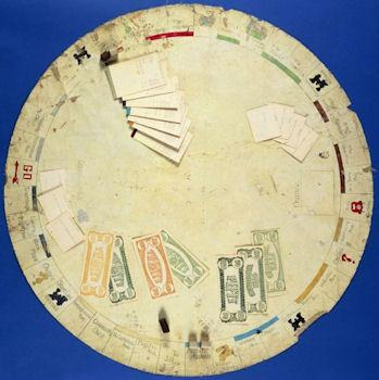 Original Monopoly Board Game sold for £90,000 ($144,900)