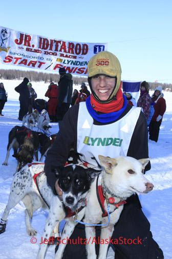 17-Year Old Wins Junior Iditarod