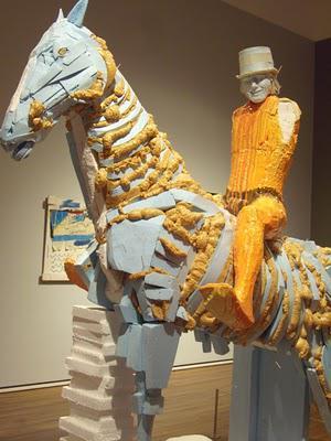 Beaux-Arts de Montreal and the Folkert de Jong Sculpture