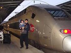 Paris with Toddler