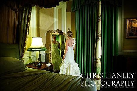 The beautiful bride, society lady and picture of beauty