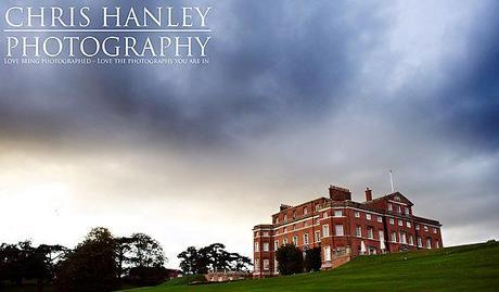 On to stately home Brocket Hall - a magnificent exclusive use wedding venue - for the reception