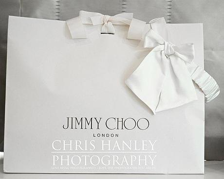 Every society bride needs her Jimmy Choos!