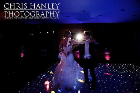 A romantic first dance for Amy and Charlie