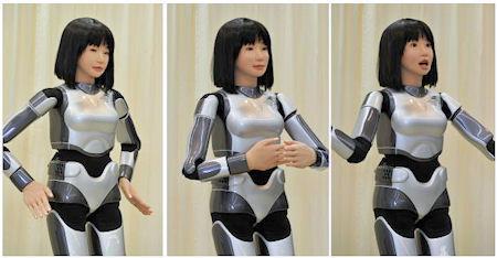 10 Incredible Real-Life Robots