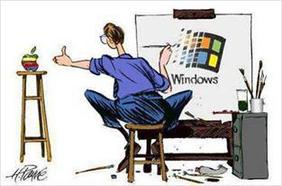 WindowsCopyingMac
