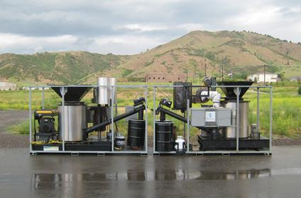 Biochar Engineering Corporation Brings Biochar Technology to the US