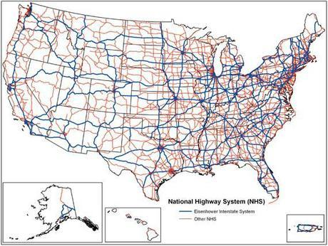 Can You Compare High Speed Rail to the Interstate Highway System?