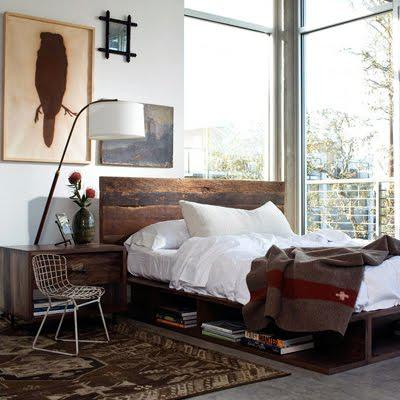 Unique but beautiful bedrooms