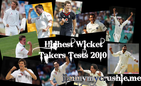 Year End Specials: Highest Wicket Takers in 2010