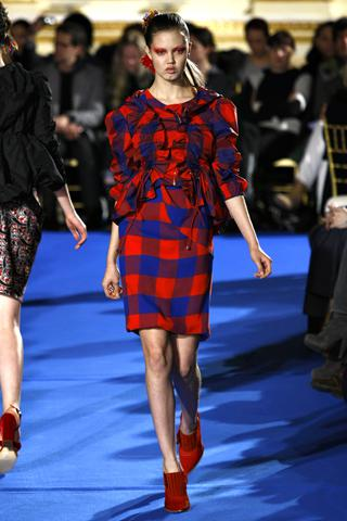 Thakoon Fall 2011 - Prints & Plaids
